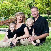 Jennifer Johnson Family Portraits 2012