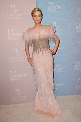 September 13, 2018 - New York, NY, USA - September 13, 2018  New York City..Paris Hilton attending the 4th Annual Clara Lionel Foundation Diamond Ball on September 13, 2018 in New York City. (Credit Image: © Kristin Callahan/Ace Pictures via ZUMA Press)