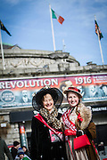 1916 Easter Rising Centenary ©Tamara Him.