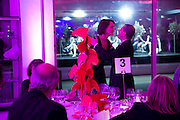 SAFFRON ALDRIDGE; JONATHAN NEWHOUSE, brit Insurance Design Awards 2009. Design Museum. London. 18 March 2009. *** Local Caption *** -DO NOT ARCHIVE-© Copyright Photograph by Dafydd Jones. 248 Clapham Rd. London SW9 0PZ. Tel 0207 820 0771. www.dafjones.com.<br /> SAFFRON ALDRIDGE; JONATHAN NEWHOUSE, brit Insurance Design Awards 2009. Design Museum. London. 18 March 2009.