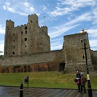Rochester Castle, Kent, England