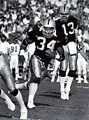 NFL-Kansas City Chiefs at Los Angeles Raiders-Nov. 25, 1990