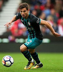 Cedric Soares of Southampton - Mandatory by-line: Matt McNulty/JMP - 30/09/2017 - FOOTBALL - Bet365 Stadium - Stoke-on-Trent, England - Stoke City v Southampton - Premier League