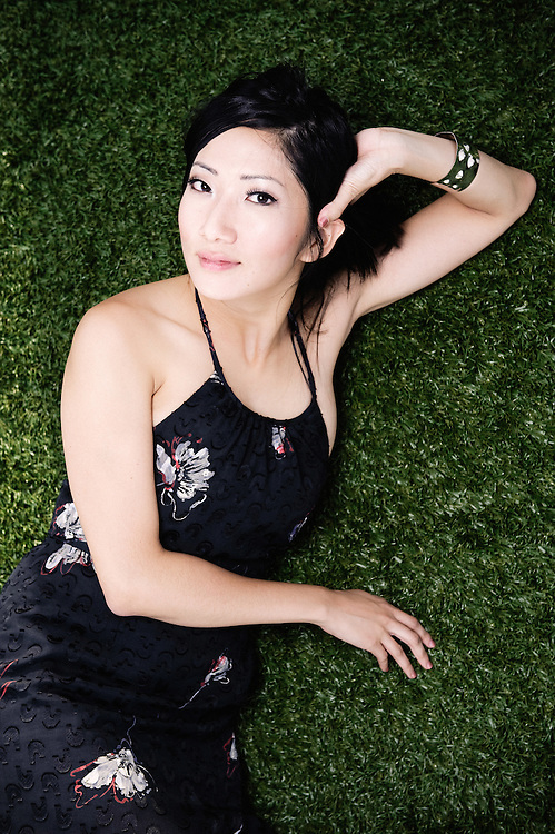 Here's actress Jo Tan at the 62th Cannes Film Festival (Directors' Fortnight). France. 20 May 2009. Photo: Antoine Doyen