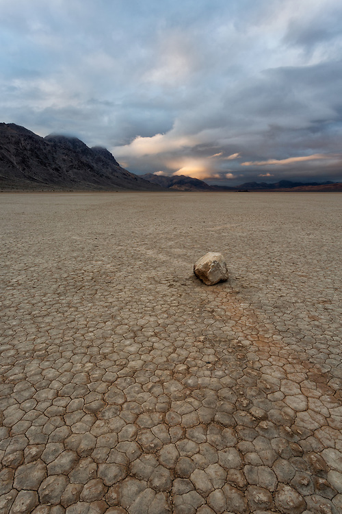 Race Track, Death Valley National Park, California