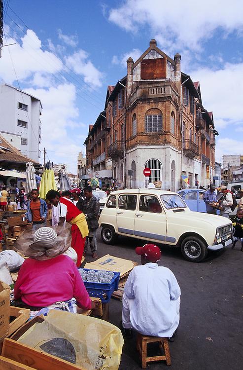 ANTANANARIVO, MADAGASCAR