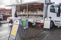 Cheese Truck in Tender Havn, Denmark