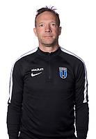 180227 Sirius tränare sportchef Kim Bergstrand poserar för ett porträtt den 27 Mar 2018 i Uppsala.<br /> Foto: Pelle Börjesson / Idrottsfoto / BILDBYRÅN / COP 205