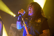 Testament  im  Hallenbad in Wolfsburg am 09.June 2015. Foto: Rüdiger Knuth
