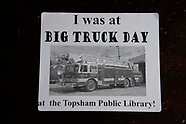 Topsham Library Big Truck Day 2018