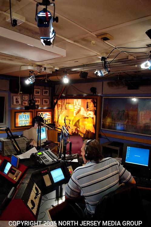 Joe Benigno, WFAN radio sports broadcaster