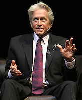 Michael Douglas, An Evening with Michael Douglas at the Theatre Royal Drury Lane, Theatre Royal Drury Lane, London UK, 30 October 2016, Photo by Brett D. Cove