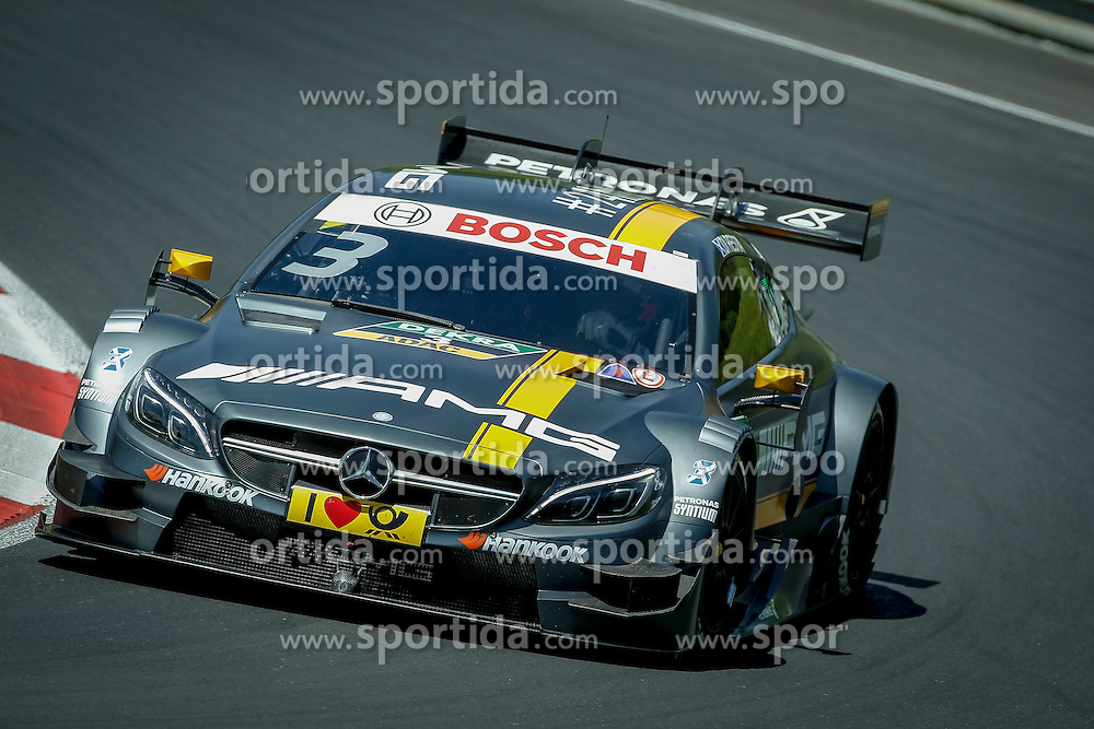 21.05.2016, Red Bull Ring, Spielberg, AUT, DTM, Red Bull Ring Spielberg, Training, im Bild Paul Di Resta (GBR / Mercedes-AMG) // during the free practice of the DTM at the Red Bull Ring, Spielberg, Austria on 2016/05/21, EXPA Pictures © 2016, PhotoCredit: EXPA/ Erwin Scheriau