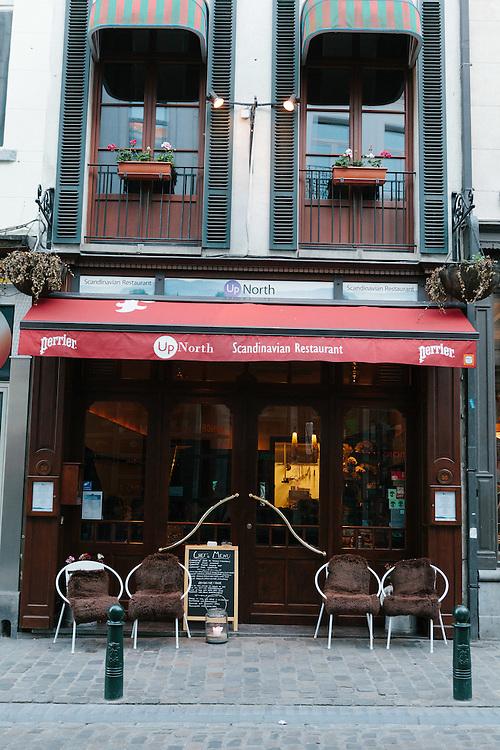 Up North, Scandinavian restaurant