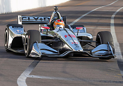 March 10, 2019 - St. Petersburg, FL, U.S. - ST. PETERSBURG, FL - MARCH 10: Dale Coyne Racing driver Zachary Claman de Melo (19) of Canada during the IndyCar Series - Firestone Grand Prix Race on March 10 in St. Petersburg, FL. (Photo by Andrew Bershaw/Icon Sportswire) (Credit Image: © Andrew Bershaw/Icon SMI via ZUMA Press)
