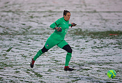 CESENA, ITALY - Tuesday, January 22, 2019: Italy's goalkeeper Rosalia Pipitone during the International Friendly between Italy and Wales at the Stadio Dino Manuzzi. (Pic by David Rawcliffe/Propaganda)