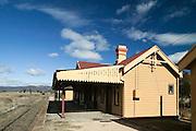 Abandoned Railway Station, Country NSW, Australia