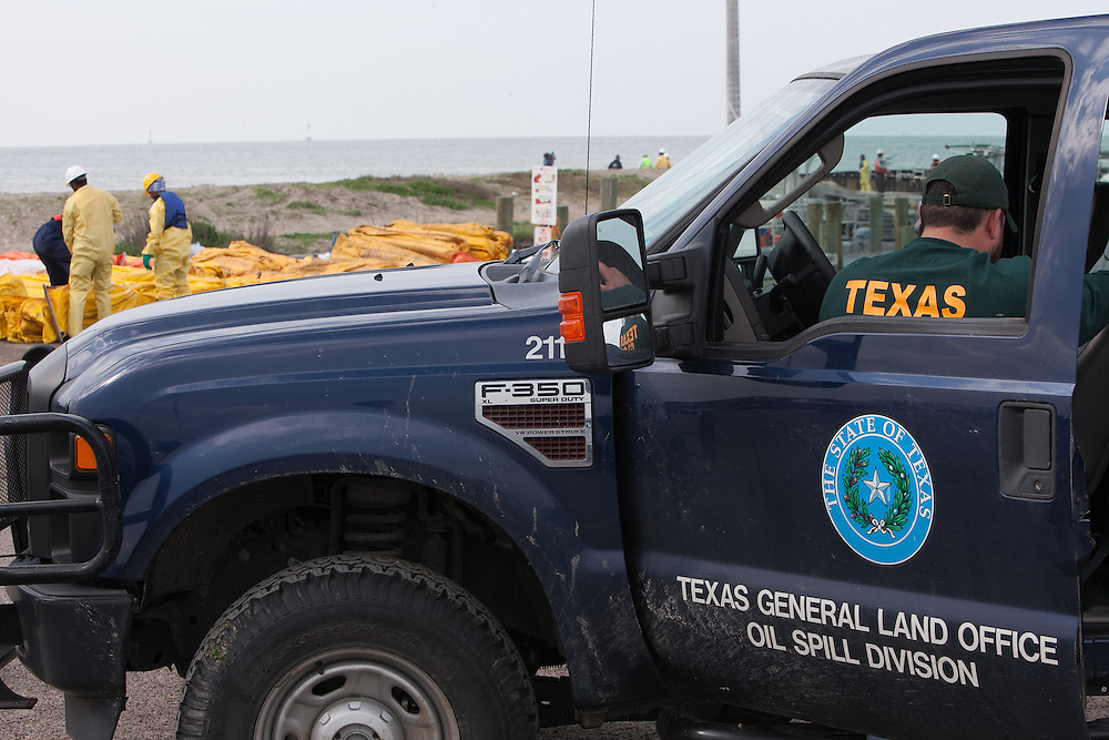 TEXAS GENERAL LAND OFFICE OIL SPILL DIVISION.