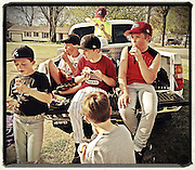 Photo by Gary Cosby Jr.     The town of Hartselle loves its baseball.  From five year olds through high school, baseball occupies the hallowed ground of youthful dreams.