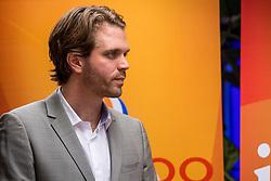 23-02-2017 NED: Nieuwe bondscoach Jamie Morrison. Nieuwegein<br /> Vandaag werd in Huis van de Sport de nieuwe bondscoach Jamie Morrison gepresenteerd. Thijs Pietersen