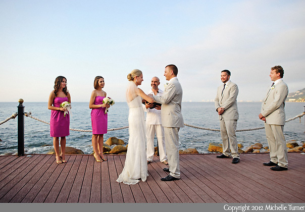Hacienda Palo Maria Wedding.  Images by Puerto Vallarta Wedding Photographer Michelle Turner.