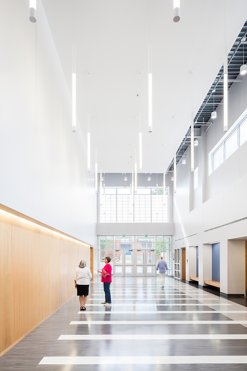 Our Lady Lourde Catholic School | Raleigh, North Carolina | Architect: Cannon Architects