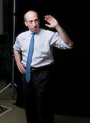 Gary Genseler, chairman of the Commodities Futures Trading Commission, poses for a portrait in Washington, DC, on Wednesday, August 4, 2010.