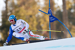 09-02-2011 SKIEN: FIS ALPINE WORLD CHAMPIONSSHIP: GARMISCH PARTENKIRCHEN<br /> Christof Innerhofer (ITA) World Champion during Men Super G, Fis Alpine Ski World Championships <br /> **NETHERLANDS ONLY**<br /> ©2011-WWW.FOTOHOOGENDOORN.NL/EXPA/ J. Groder