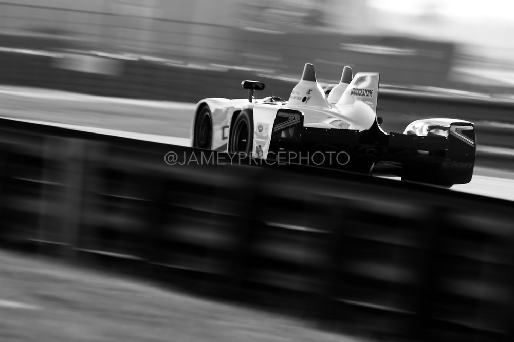 March 16, 2013: 61st Mobil 1 12 Hours of Sebring. 0 Andy Meyrick, Olivier Pla, DeltaWing Racing
