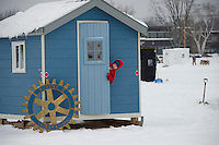 Great Meredith Rotary Fishing Derby Sunday, February 8, 2015.  Karen Bobotas for the Laconia Daily Sun
