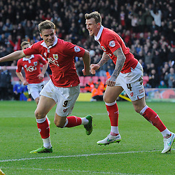 Bristol City v Notts County