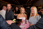 ALLEGRA FELTZ; VANESSA FELTZ, The Tomodachi ( Friends) Charity Dinner hosted by Chef Nobu Matsuhisa in aid of the Japanese Tsunami Appeal. Nobu Park Lane. London. 4 May 2011. <br /> <br />  , -DO NOT ARCHIVE-© Copyright Photograph by Dafydd Jones. 248 Clapham Rd. London SW9 0PZ. Tel 0207 820 0771. www.dafjones.com.