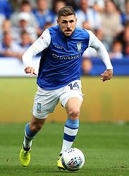 Gary Hooper of Sheffield Wednesday - Mandatory by-line:  Matt McNulty/JMP - 24/09/2017 - FOOTBALL - Hillsborough - Sheffield, England - Sheffield Wednesday v Sheffield United - Sky Bet Championship