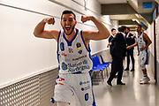 Marco Spissu<br /> AX Armani Exchange Olimpia Milano - Banco di Sardegna Dinamo Sassari<br /> LBA Serie A Postemobile 2018-2019 Playoff Semifinale Gara 2<br /> Milano, 31/05/2019<br /> Foto L.Canu / Ciamillo-Castoria