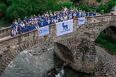 20180529 ESP: We hike to change diabetes day 4, Pamplona
