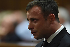 File Photo - Oscar Pistorius jailed for 5 years in prison