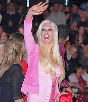 Angelique 'Frenchy' Morgan, Celebrity Big Brother Summer 2014 - Live Final, Elstree Studios, Elstree UK, 12 September 2014, Photo by Brett D. Cove