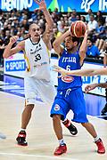 DESCRIZIONE : Trento Nazionale Italia Uomini Trentino Basket Cup Italia Germania Italy Germany <br /> GIOCATORE : Giuseppe Poeta<br /> CATEGORIA : passaggio<br /> SQUADRA : Italia Italy<br /> EVENTO : Trentino Basket Cup<br /> GARA : Italia Germania Italy Germany<br /> DATA : 01/08/2015<br /> SPORT : Pallacanestro<br /> AUTORE : Agenzia Ciamillo-Castoria/GiulioCiamillo<br /> Galleria : FIP Nazionali 2015<br /> Fotonotizia : Trento Nazionale Italia Uomini Trentino Basket Cup Italia Germania Italy Germany
