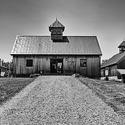 Double Brook Farm, Farm, Barn