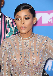 August 21, 2018 - New York City, New York, USA - 8/20/18.Keyshia Ka''Oir at the 2018 MTV Video Music Awards held at Radio City Music Hall in New York City..(NYC) (Credit Image: © Starmax/Newscom via ZUMA Press)