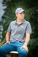 Jordan Spieth feature portraits<br /> at the 2013 TOUR Championship, by Coca Cola, East Lakes GC, Atlanta, Georgia, USA<br /> Picture Credit:  Mark Newcombe / visionsingolf.com