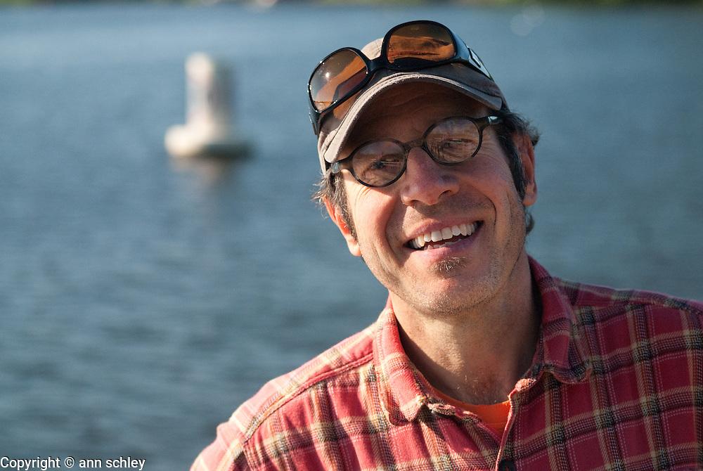 Todd Wilson, race director.