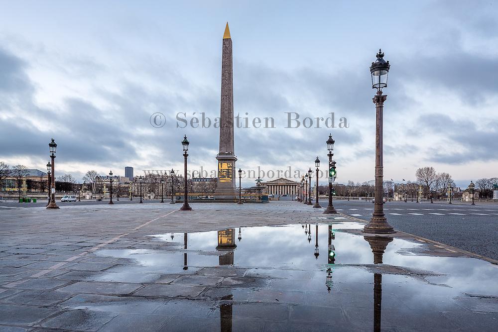 Place de la Concorde // Place de la Concorde