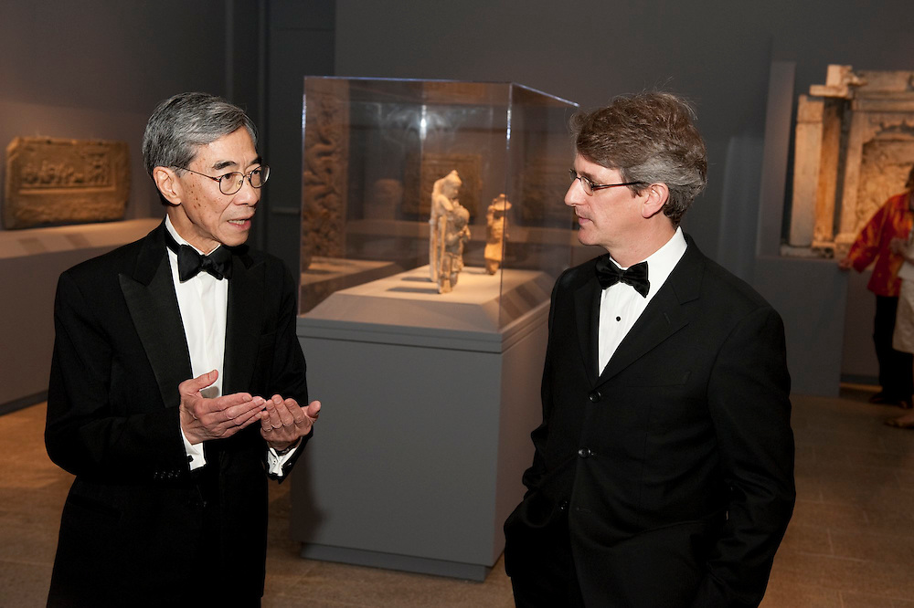 The World of Khubilai Khan: Chinese Art in the Yuan Dynasty at The Metropolitan Museum of Art on September 20, 2010.