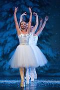 Bay Pointe Ballet performs the Nutcracker at the San Mateo Performing Arts Center in San Mateo, California, on December 15, 2013. (Stan Olszewski/SOSKIphoto)