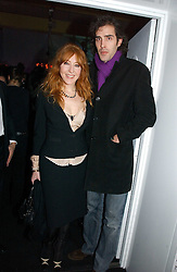 CHARLOTTE TILBURY and      at a party to celebrate the launch of a range of leather accessories designed by Giles Deacon for Mulberry held at Harvey Nichols, Knightsbridge, London on 30th October 2007.<br />