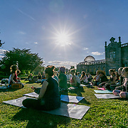 Killruddery Yoga - Event Photography Dublin - Alan Rowlette Photography