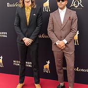 NLD/Utrecht/20181005 - L'OR Gouden Kalveren Gala 2018, Pepijn Lanen en Yousef Gnaoui