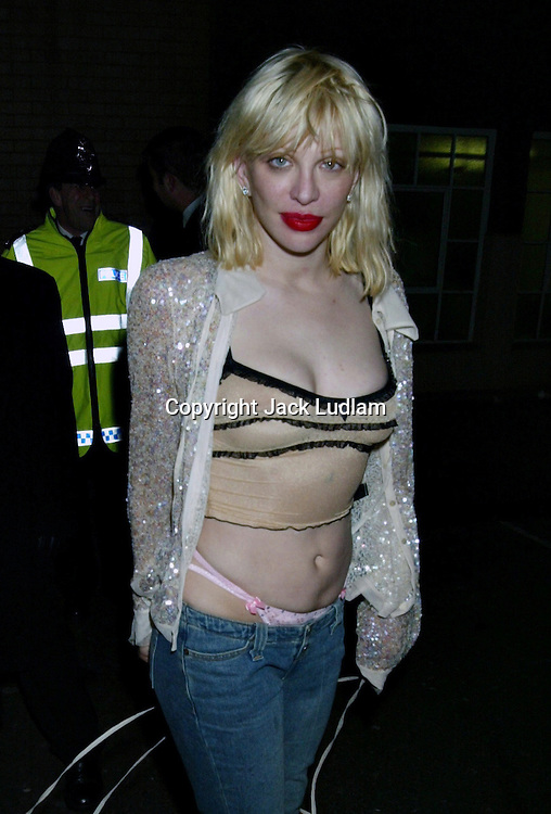 Courtney Love 2003 Pic Jack Ludlam