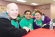 Comcast Cares Day benefiting Easter Seals of Eastern Connecticut